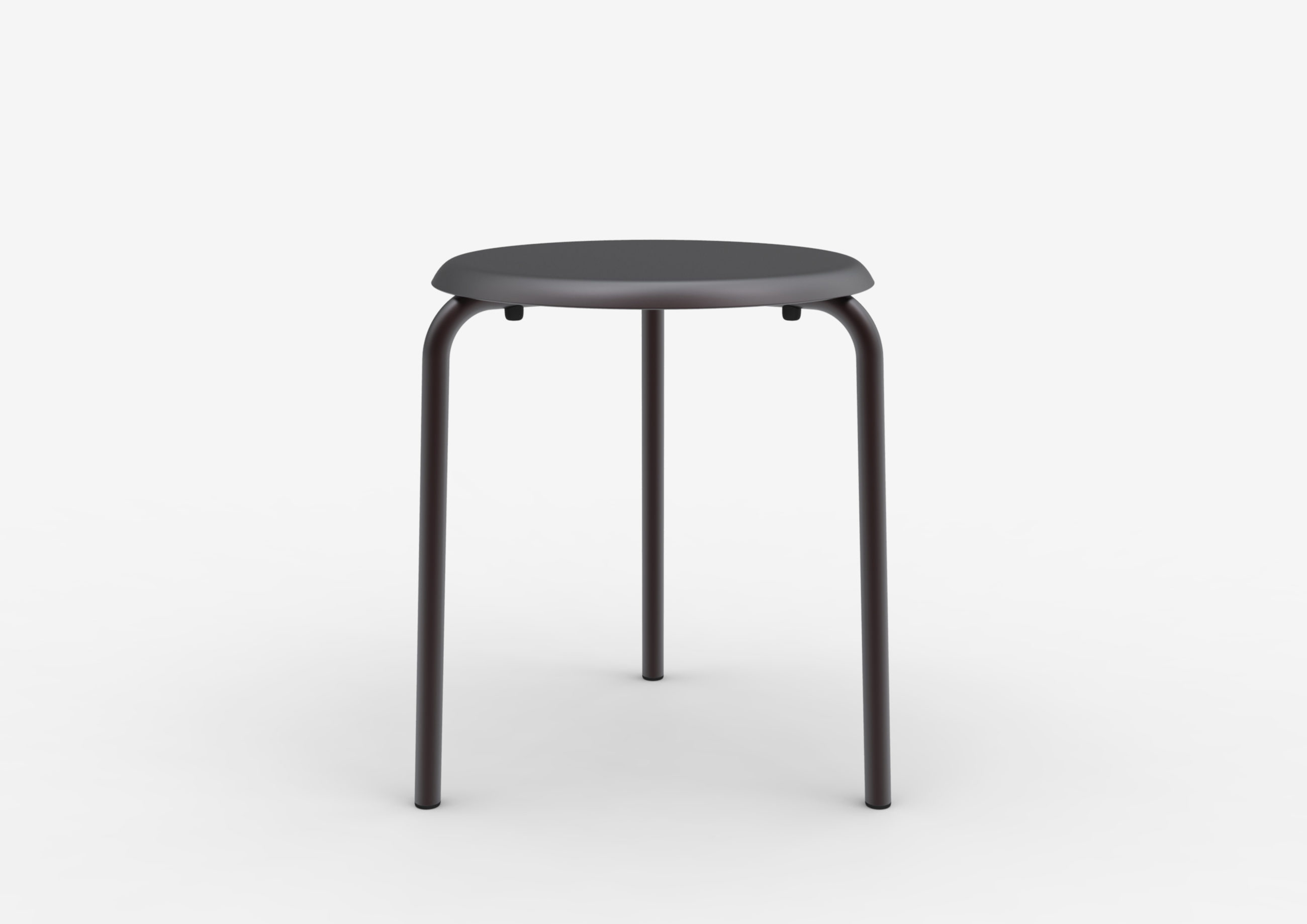 TUBE ROUNDED TABLE